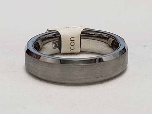 Gents Vitalium Wedding Band by Jewelry Innovations