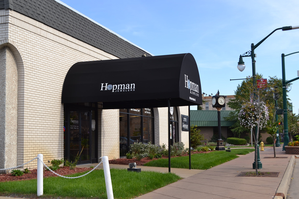 About Hopman Jewelers Our Jewelry Store Elkhart In
